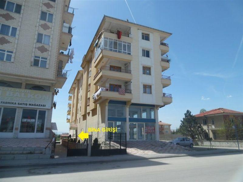 Ankara Kazan'da Asma Katlı 130 m2 Dükkan