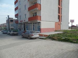 Tekirdağ Çerkezköy Bankadan Satılık 37 m2 Dükkan