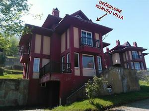 Sakarya Sapanca Bankadan Satılık 262 m2 Villa