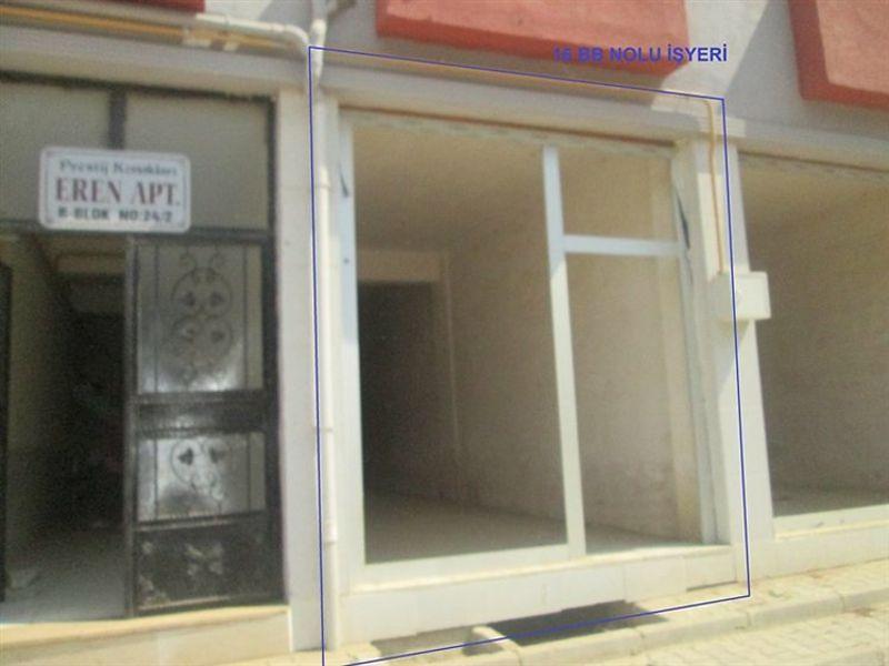 Tekirdağ Merkez Bankadan Satılık 225 m2 Dükkan