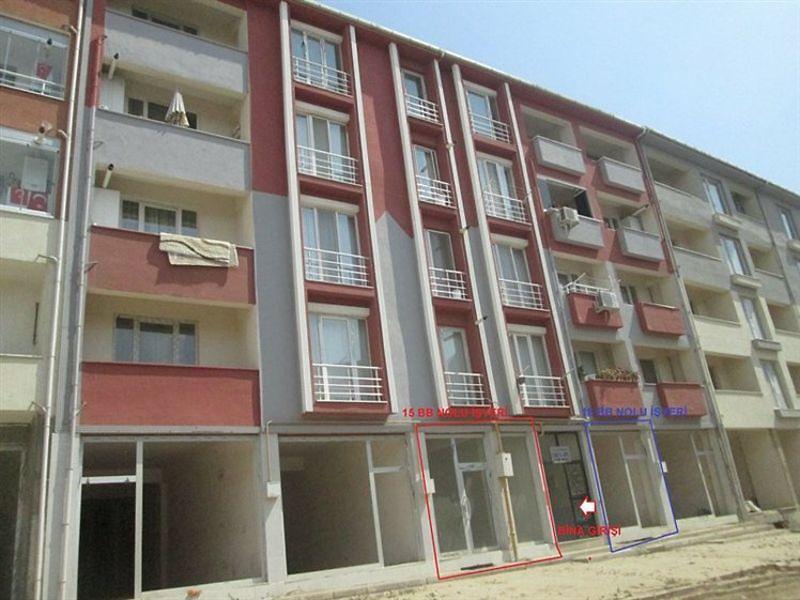 Tekirdağ Süleymanpaşa Gündoğdu Turgut'da Depolu Dükkan 225 m2