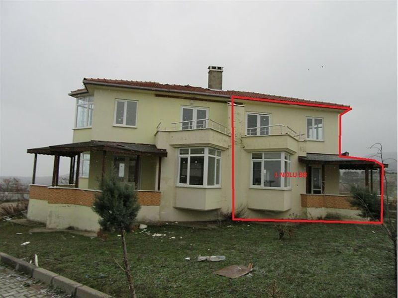 Yalova Çınarcık'ta Deniz Manzaralı İkiz Villa