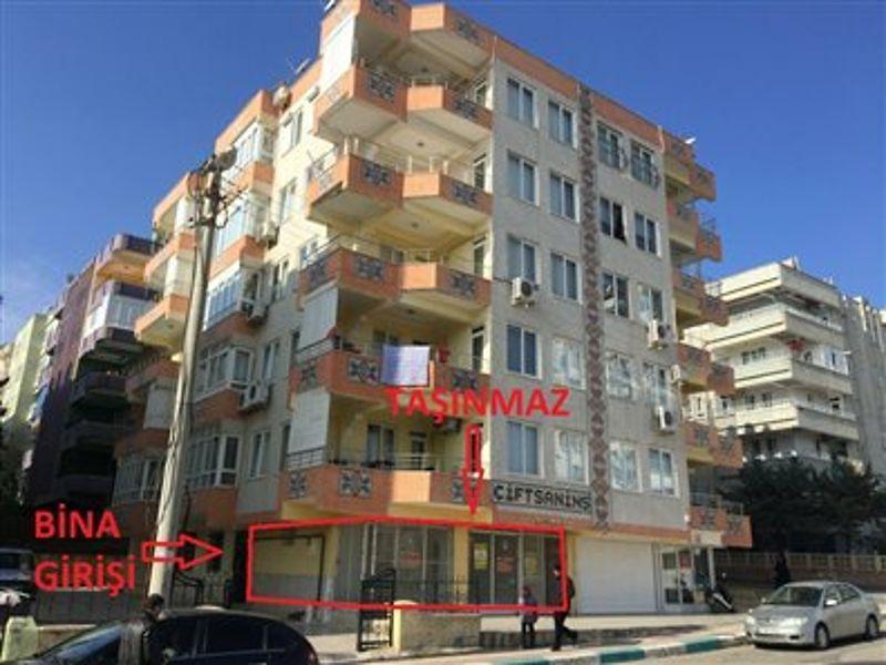 Şanlıurfa Haliliye Ertuğrul Gazi Mahallesi'nde 216 m2 Dükkan