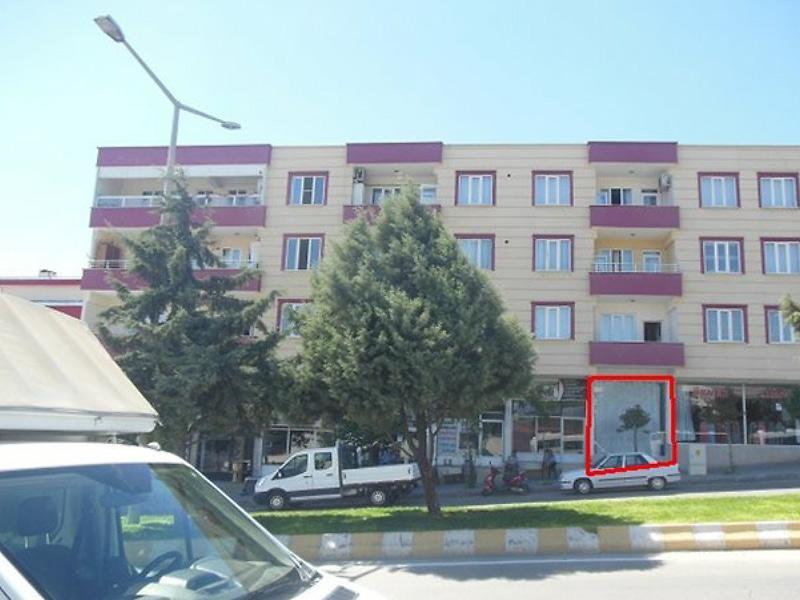 Kahramanmaraş Onikişubat Ali Sezal'da 40 m2 Dükkan