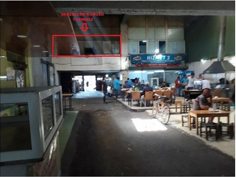 Adana Seyhan Bankadan Satılık 105 m2 Dükkan