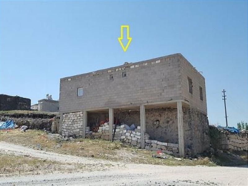 Nevşehir Merkez Bankadan Satılık 200 m2 Bina