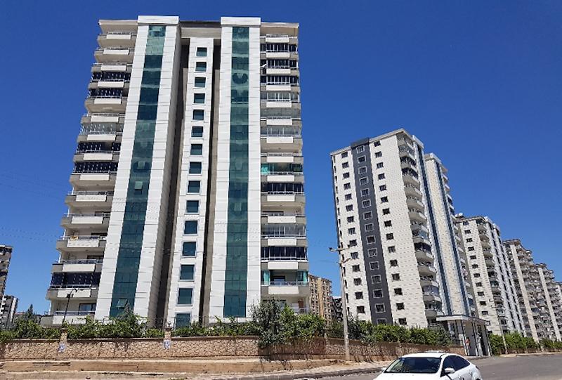 Diyarbakır Kapitol Gökyüzü Sitesinde 4+1 Daire