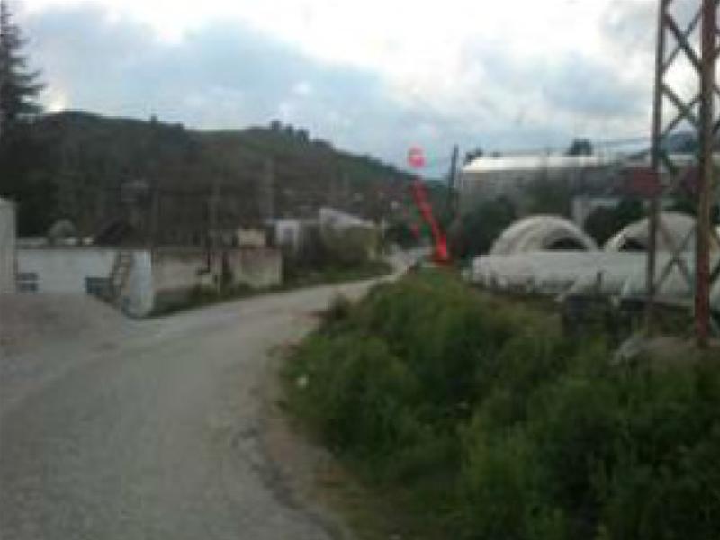 Mersin Anamur'da  736.34 m2 Tarla