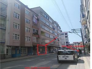 Samsun Bafra Bankadan Satılık 50 m2 Dükkan