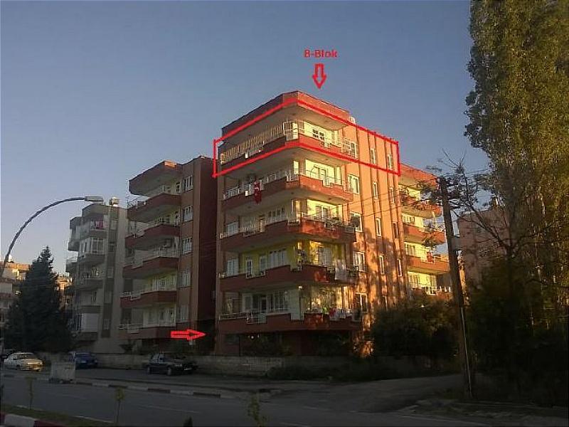 Hatay Dörtyol Bankadan Satılık 137 m2 Daire