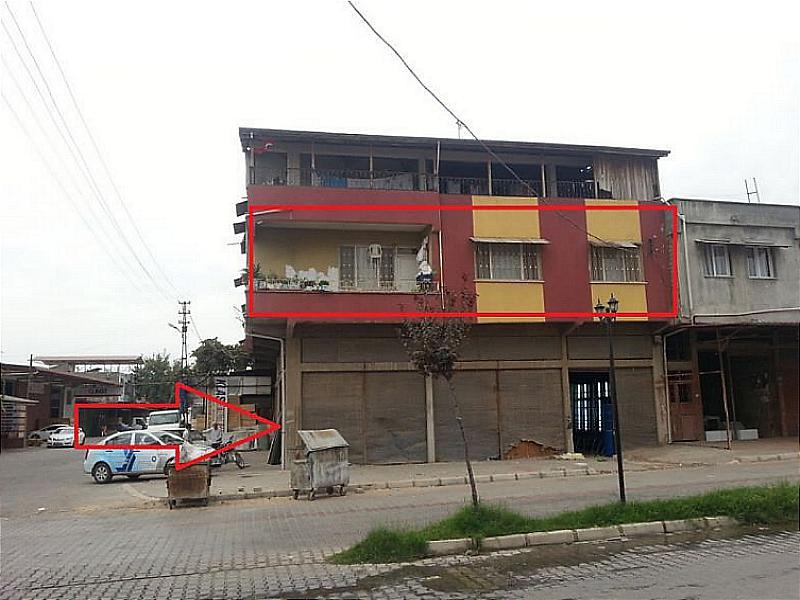 Hatay Kırıkhan'da 105 m2 Daire