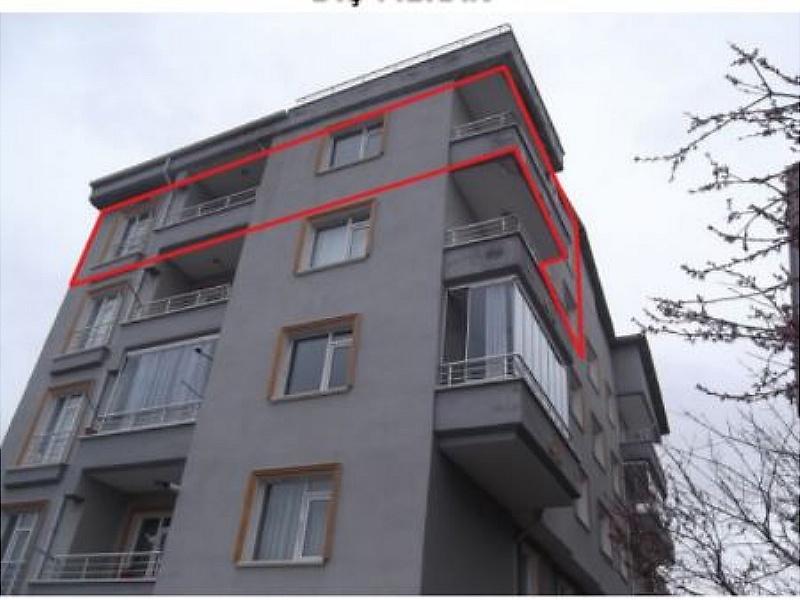Kırşehir Merkez Bankadan Satılık 138 m2 Daire