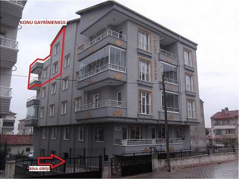 Kırşehir Merkez'de 138 m2 Dubleks Daire