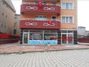 Tekirdağ Merkez Bankadan Satılık 107 m2 Dükkan
