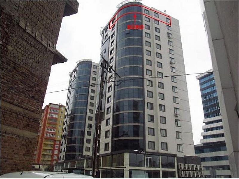Kayseri Kocasinan'da 155 m2 büro