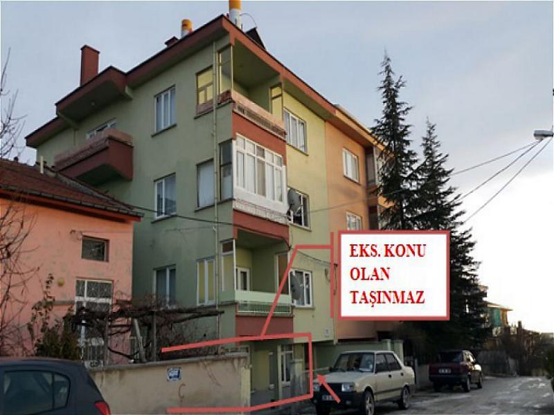 Eskişehir Sivrihisar'da 105m2 Daire