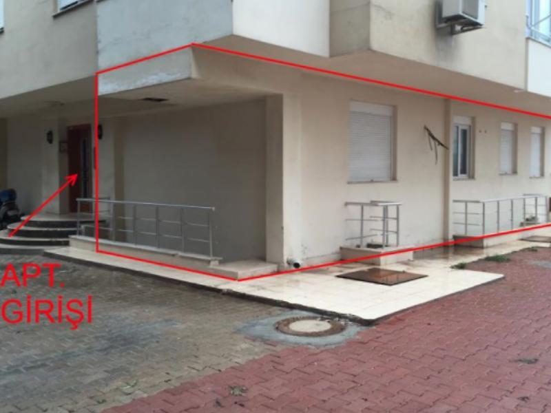 Antalya Konyaaltı Bankadan Satılık 117 m2 Daire