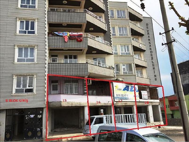 Şanlıurfa Siverek Bankadan Satılık 95 m2 Dükkan