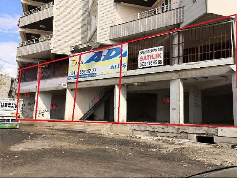 Şanlıurfa Siverek Bankadan Satılık 140 m2 Dükkan