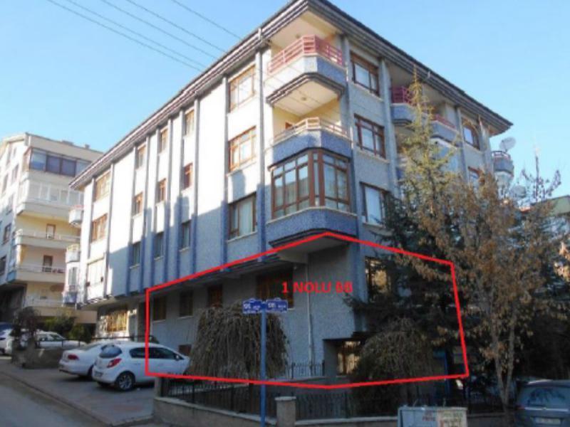 Ankara Çankaya Aşağı Öveçler'de Ters Dubleks Daire 130 m2