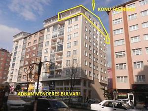 Kütahya Merkez Bankadan Satılık 142 m2 Daire