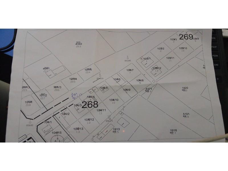 Burdur Bucak Şirketten Satılık 597 m2 İmarlı
