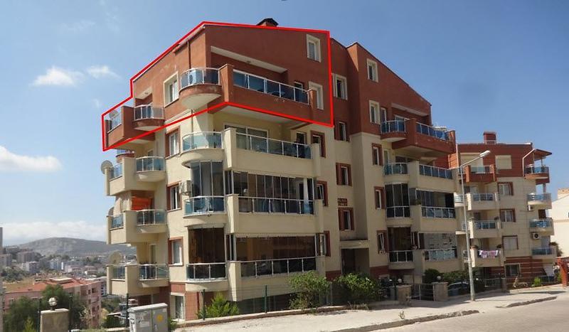 Aydın Kuşadası Sahibinden Satılık 189 m2 Daire