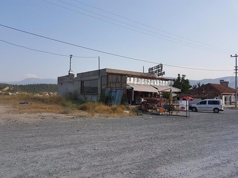 Denizli Honaz'da Müstakil Bina'da Kira Getirili Dükkan