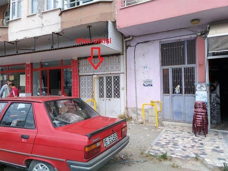 Samsun Bafra Bankadan Satılık 135 m2 Daire