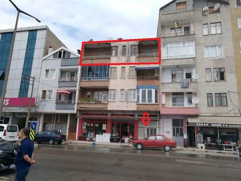 Bafra Gaziosmanpaşa Mahallesinde 135m2  4+1 Daire