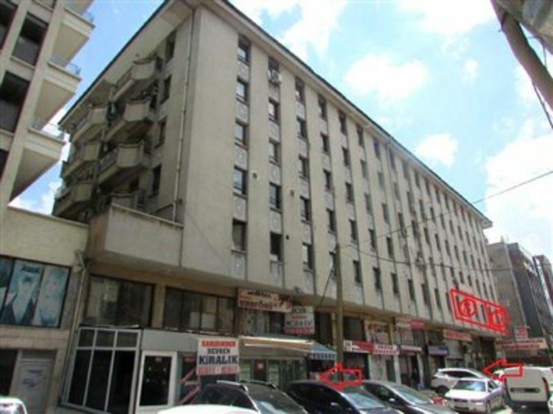 Ankara Altındağ Bankadan Satılık 69 m2 Daire