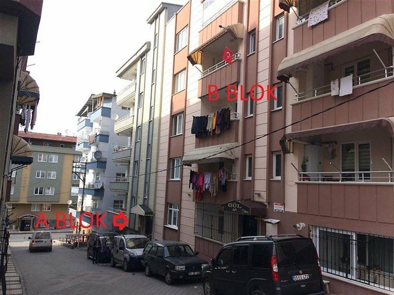 Samsun Canik Bankadan Satılık 80 m2 Daire