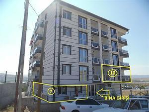 Kırıkkale Merkez Bankadan Satılık 67 m2 Daire