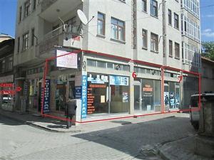Samsun Bafra Bankadan Satılık 123 m2 Dükkan