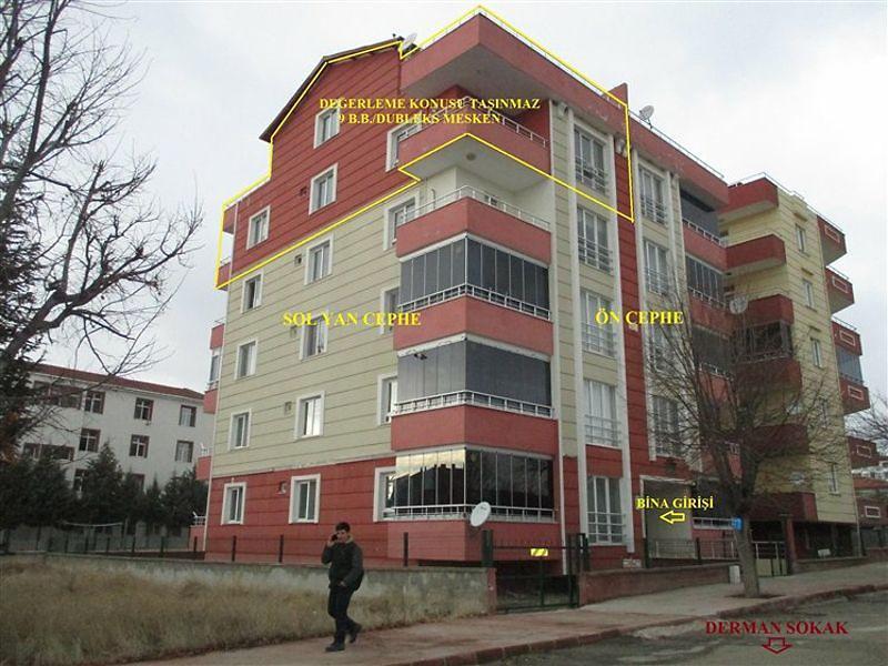 Amasya Merzifon Bankadan Satılık 143 m2 Daire