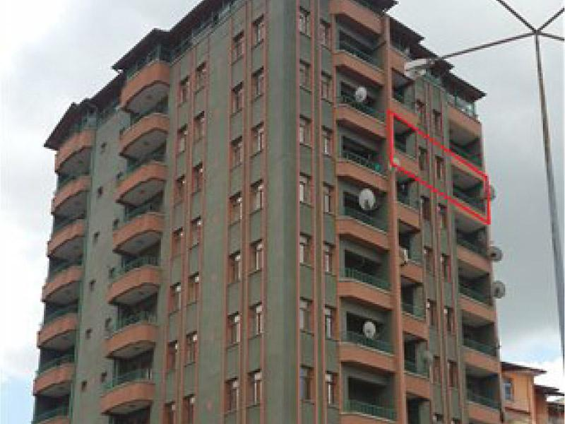 Çorum Alaca Denizhan'da 3+1 Daire 125 m2