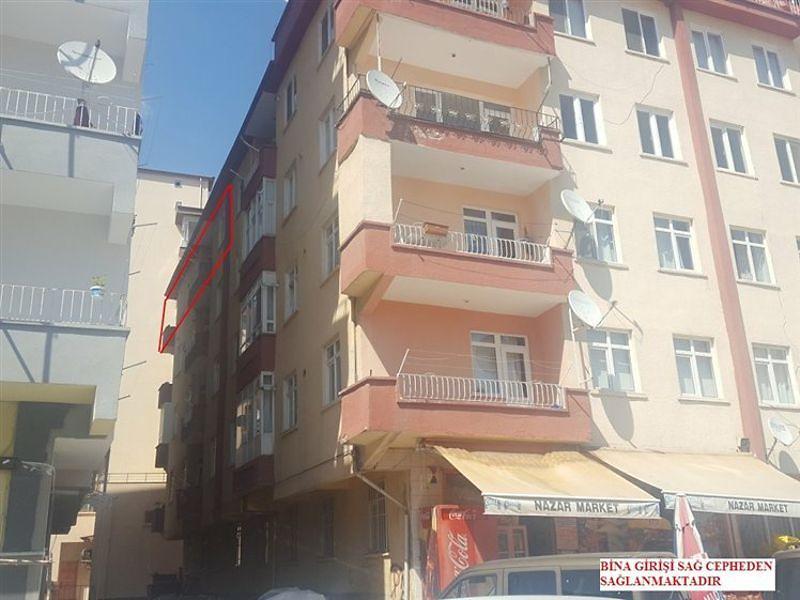 Çorum Sungurlu Bankadan Satılık 110 m2 Daire