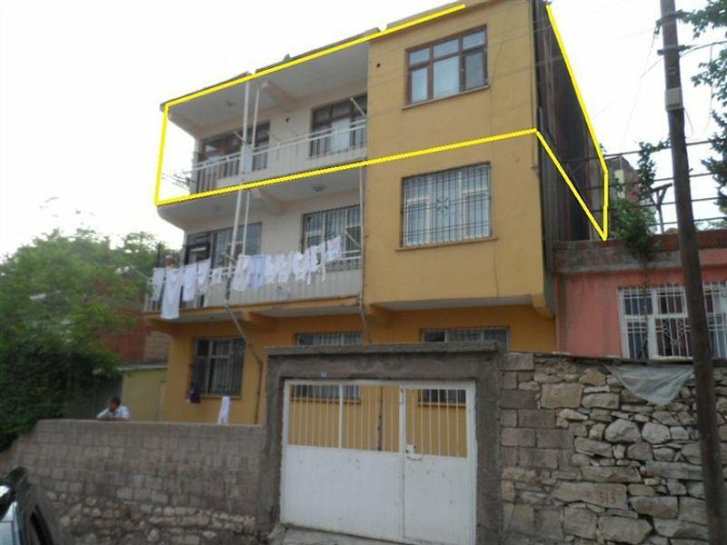 Diyarbakır Ergani Aziziye'de 129 m2 Daire 3+1