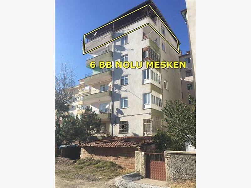 Çorum Sungurlu Bankadan Satılık 85 m2 Daire