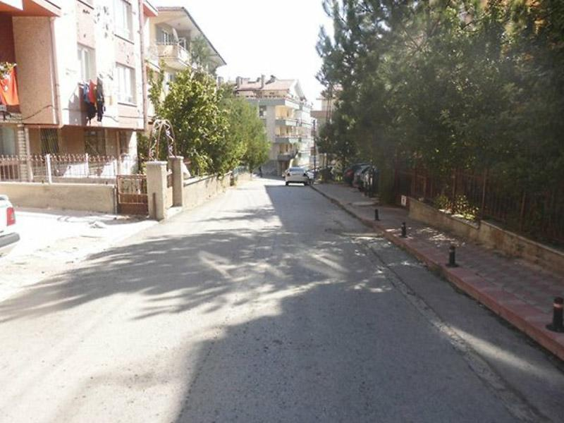 Ankara Keçiören Bankadan Satılık 166 m2 Daire
