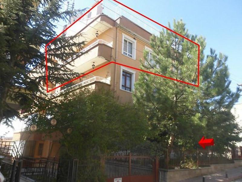 Ankara Keçiören'de 4+1 Daire