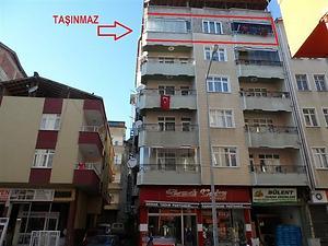 Ordu Ünye Bankadan Satılık 123 m2 Daire