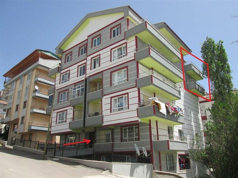 Ankara Mamak'ta 2+1 Daire