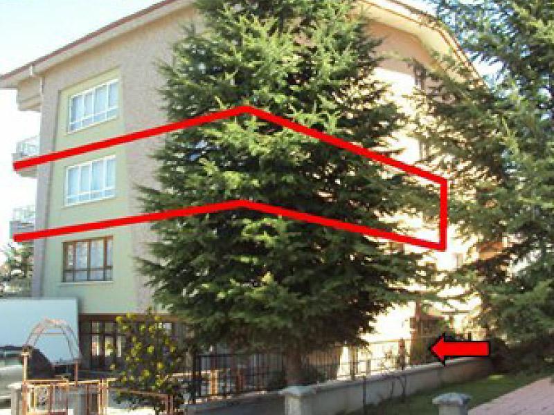 Ankara Altındağ Bankadan Satılık 147 m2 Daire