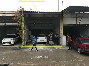 Osmaniye Merkez Bankadan Satılık 55 m2 Dükkan