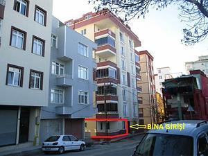 Samsun İlkadım Bankadan Satılık 101 m2 Daire