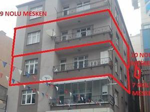 Zonguldak Ereğli Bankadan Satılık 176 m2 Daire