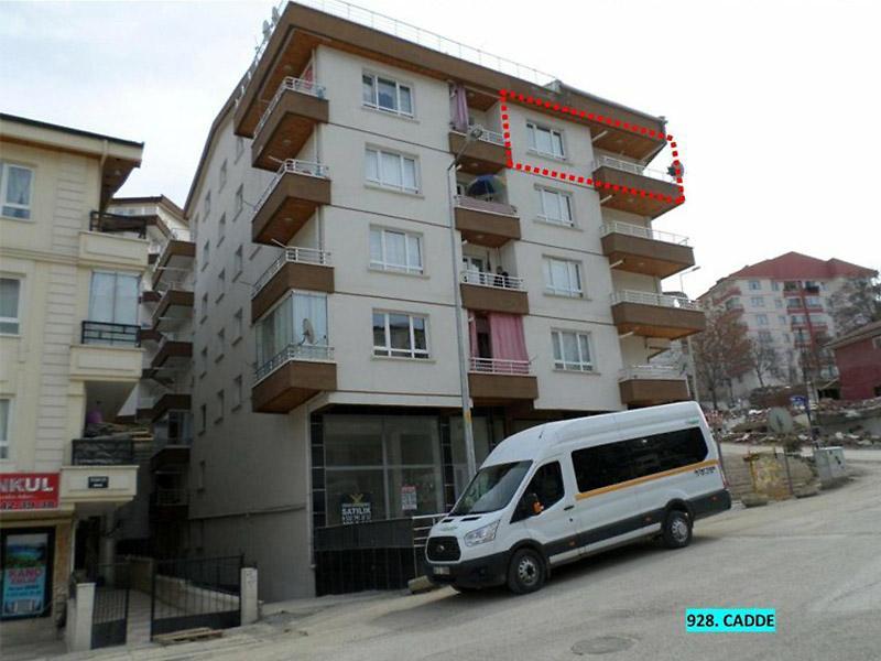 Ankara Mamak'ta 98m2 Daire