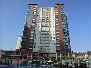 İstanbul Beylikdüzü Şirketten Satılık 254 m2 Daire