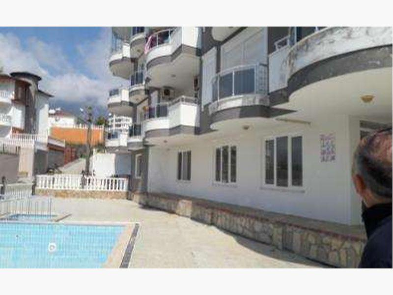 Antalya Alanya Bankadan Satılık 75 m2 Daire
